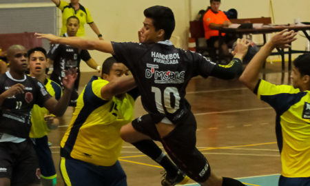 Handebol masculino do 15 de Piracicaba