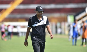 Narciso, técnico do XV de Piracicaba