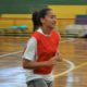 Janaína, jogadora do time feminino de futsal do XV de Piracicaba
