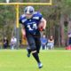 Renan Righetto, running back do Piracicaba Cane Cutters