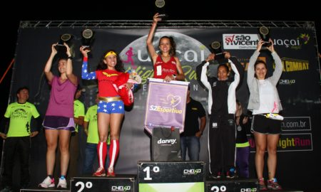 Uaçaí Night Run - Chelso