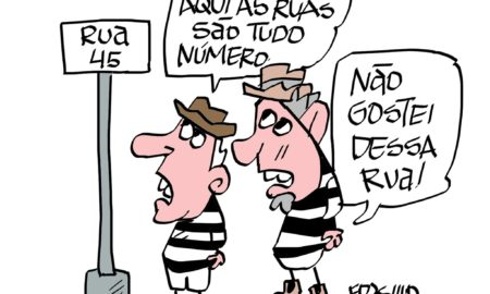 Charge do Erasmo - XV de Piracicaba x Velo Clube