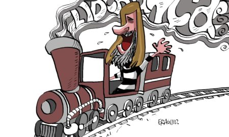 Charge do Erasmo - XV de Piracicaba 1x1 Ferroviária