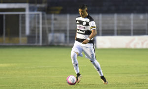 Everton, atacante do XV de Piracicaba