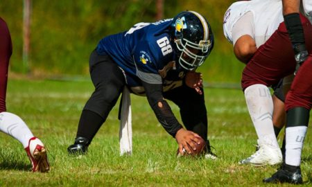 Piracicaba Cane Cutters 41x22 Spartans Football
