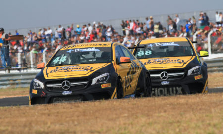 Cesare Marrucci, piloto piracicabano do Mercedes-Benz Challenge