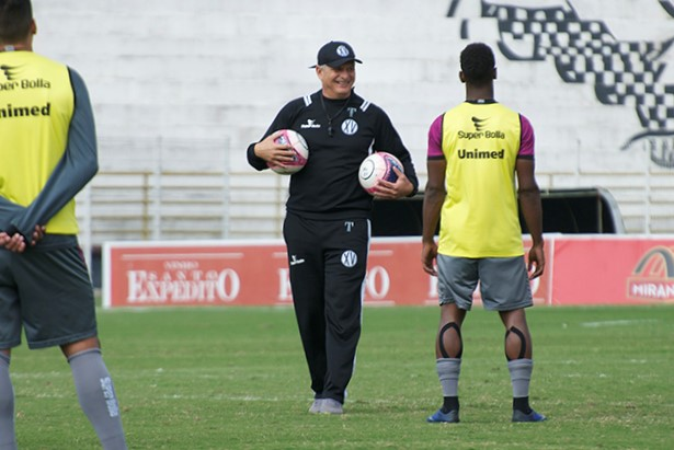 Fahel Júnior, técnico do XV de Piracicaba