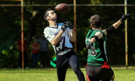 Giovane Gallina, kicker do Piracicaba Cane Cutters