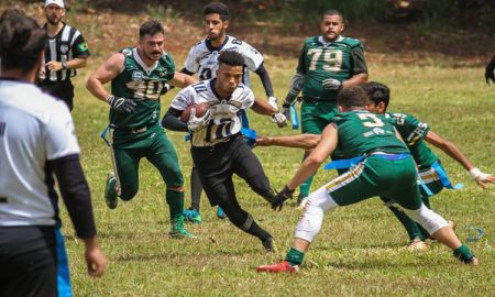 Piracicaba Cane Cutters, finalista do Caipira Bowl 2018