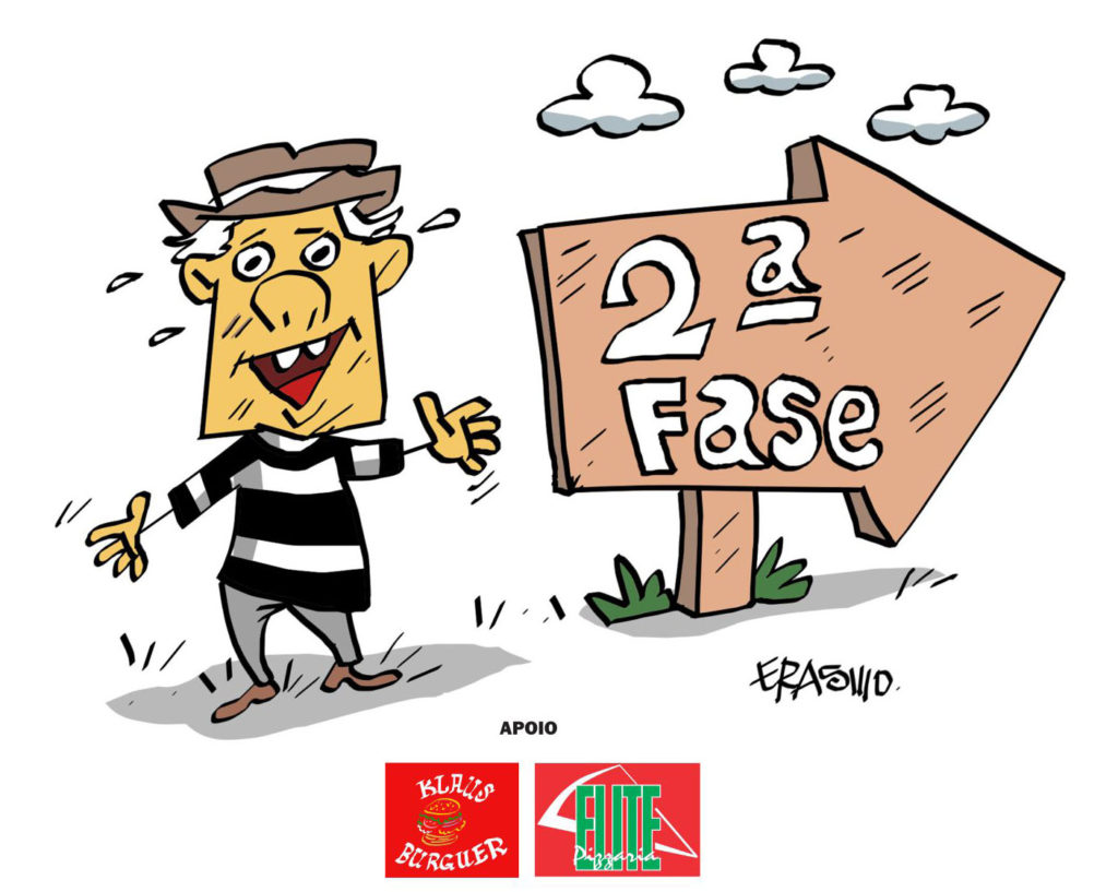 XV de Piracicaba 2x1 Noroeste - Charge do Erasmo