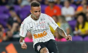 Luan, atacante do Corinthians