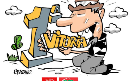 Atibaia 0x1 XV de Piracicaba - Charge do Erasmo