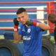 Marcos Alves, professor de kickboxing do Centro Esportivo MR