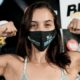 Julia Alves, lutadora de kickboxing do Centro Esportivo MR