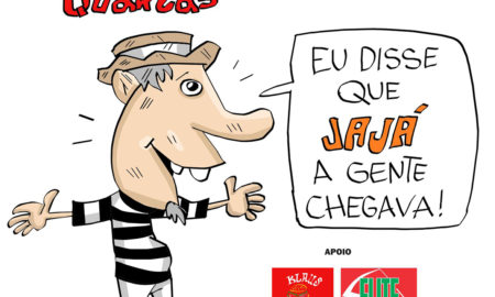 XV de Piracicaba 2x1 Atibaia - Charge do Erasmo