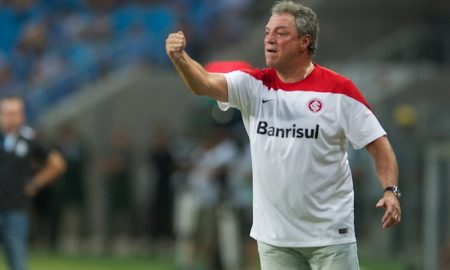 Abel Braga, técnico do Internacional-RS