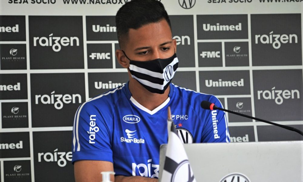 Matheus Nogueira, goleiro do XV de Piracicaba